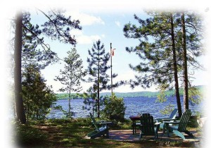 papineau lake view