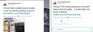 tweets about epson