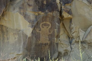sharman petroglyphs