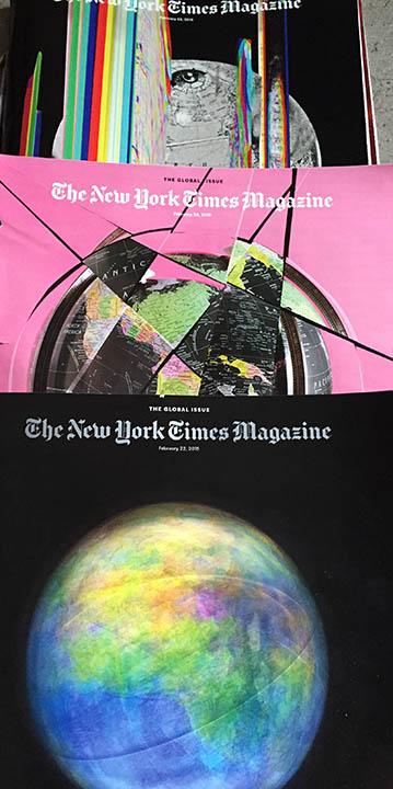 nyt magazine earth
