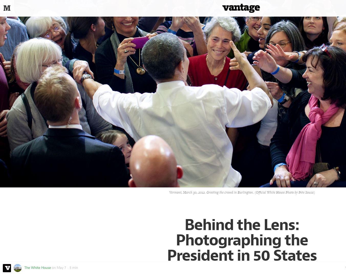 presidential photo album